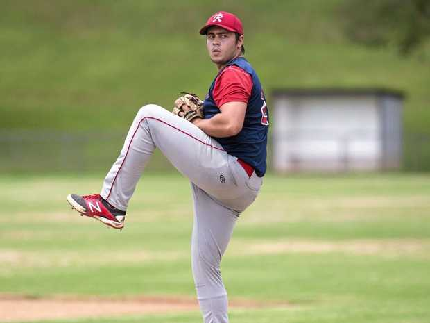 Rangers' Pitcher Sam McNiece is proving a handful for his 2015-16 Pacific A League season rivals.