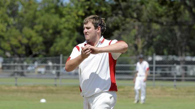 CAPTAIN'S CALL: South Services' captain Chris Cleaver believes his side can still play finals cricket if they defeat Coutts Crossing today.