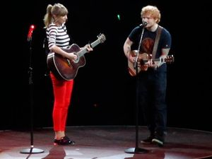 Taylor Swift praises Ed Sheeran on his birthday