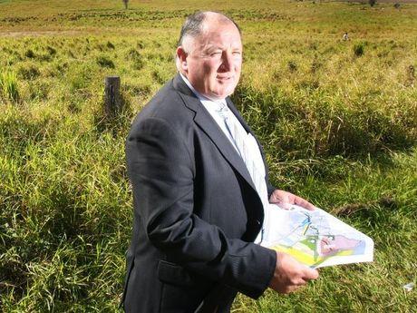 LVRC Mayor Steve Jones.