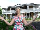 Connie McKee is hosting a cancer fundraiser at historic home Garowie in March. Photo: Rob Williams / The Queensland Times