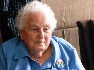 Century: Congratulations Grandma Ollie