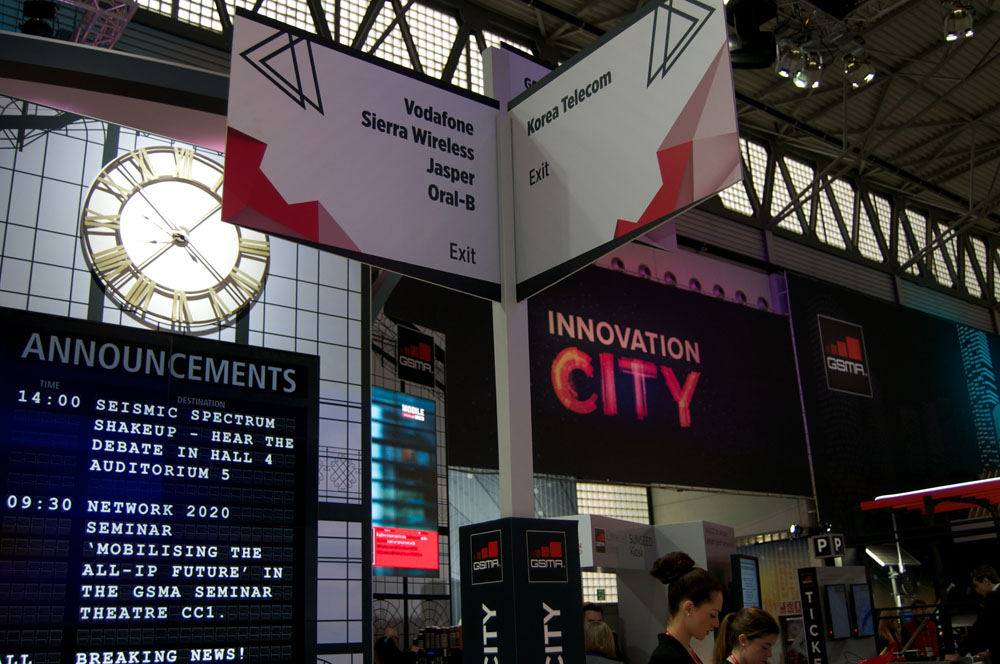 Mobile and future tech from the GSMA Mobile World Congress in 2015.