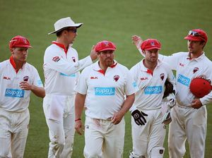 Redbacks relax before hitting the nets