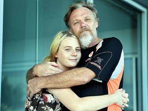 Hervey Bay dad returns from Christmas Island horror