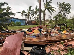 Cyclone Winston leaves a path of utter destruction in Fiji