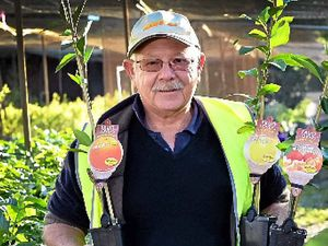 Leader in horticulture honoured for efforts
