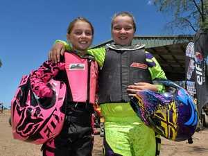 Friendships made through Go Girl Racing Series
