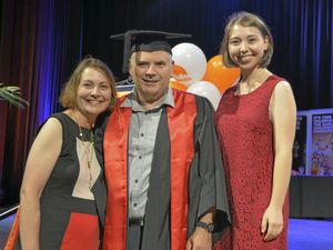 Student takes a step closer to dream as TAFE year ends