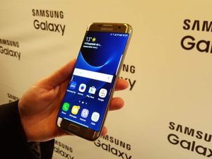 Samsung Galaxy S7 unveiled in Barcelona