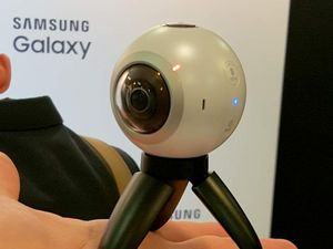 Samsung Gear 360: a  ball for sharing life's magic moments