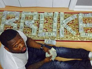 'Broke' 50 Cent to face court again after Instagram shot