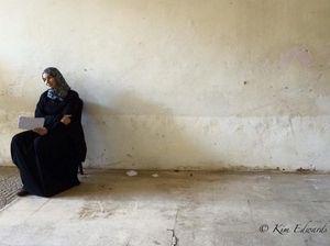 Life inside a Syrian refugee camp