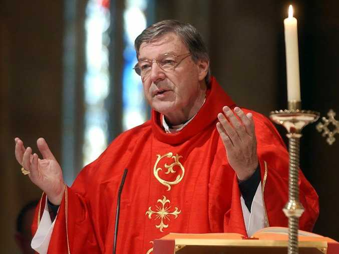 Cardinal George Pell will give testimony for the Royal Commission via video link from the Vatican.