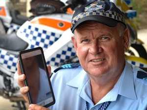 Qlite Police iPads.