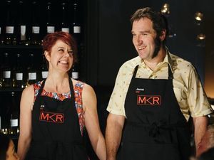 Country couple kick off third round of MKR