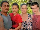 Family endures an anxious wait on Cyclone news