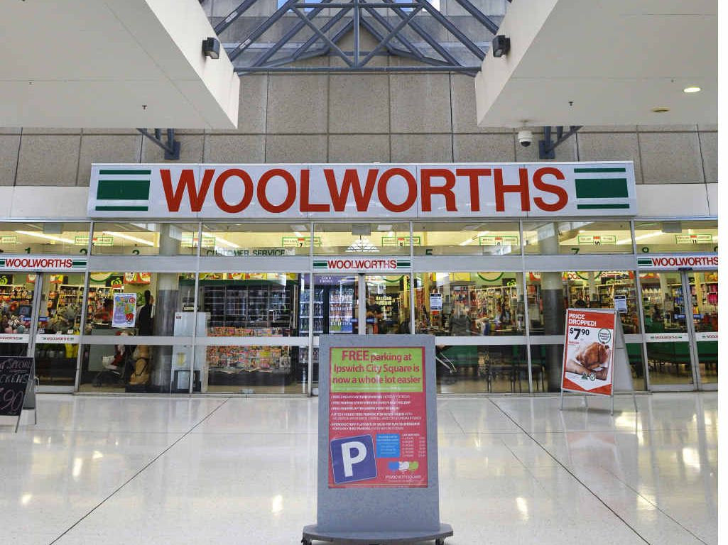 WHAT'S IN STORE: Woolworths will not confirm that it has a future in the new Ipswich Mall.