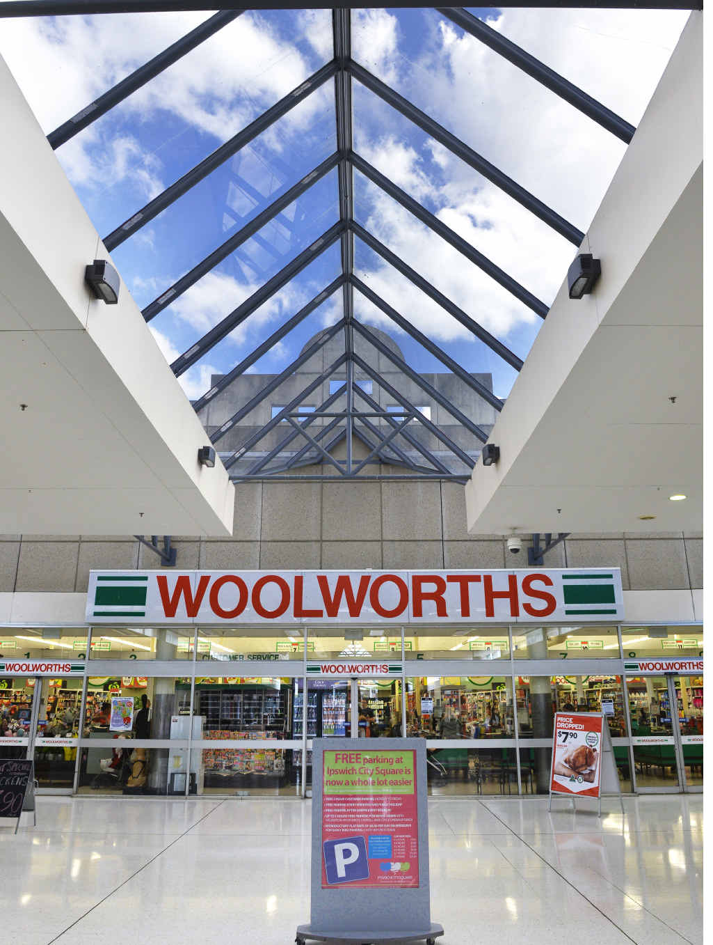 Woolworths yet to confirm future at new Ipswich Mall