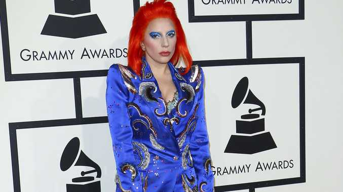 Lady Gaga has labelled David Bowie's final album his
