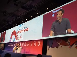 Mark Zuckerberg's keynote address at Mobile World Congress