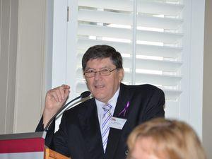 Queensland Trucking Association CEO Peter Garske resigns