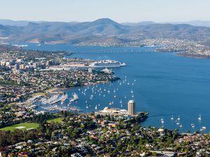 Hobart city is a breath of fresh air