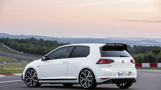 Australia will receive a five-door version of the Golf GTI Clubsport offered overseas.
