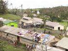 Fiji was devastated by Cyclone Winston.