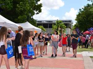 All the action from O-week