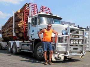 Tassie Truckin: James Stevenson