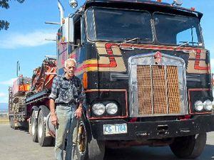 Tassie Truckin: Geoff Smith
