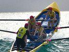 YOU BEAUTY: Coolum Beach has won a surf boat.