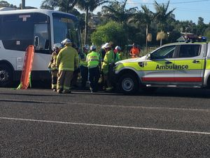 Pialba Burrum Heads crash