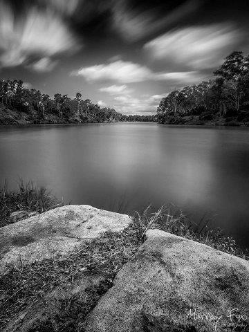 Murray Fox - Where the Brisbane and Bremer rivers meet.
