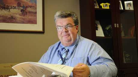 Lifeline Darling Downs CEO Derek Tuffield.