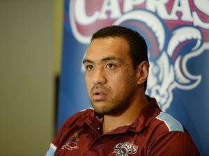 Capras name side ahead of clash with Bundaberg's best