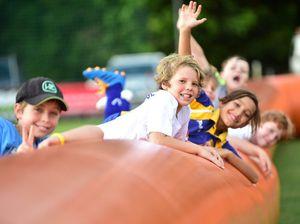 Junior Sport: Brisbane Roar clinic at Woombye