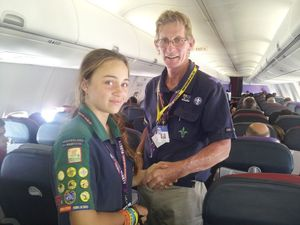 Scouts return from 'memorable' Australian Jamboree