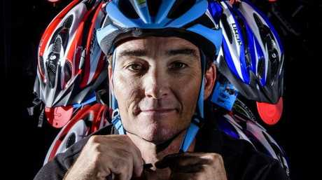 Part-owner of Grafton City Cycles Nathan Beard talks about updated bicycle laws in cluding harsher fines for not wearing a helmet.