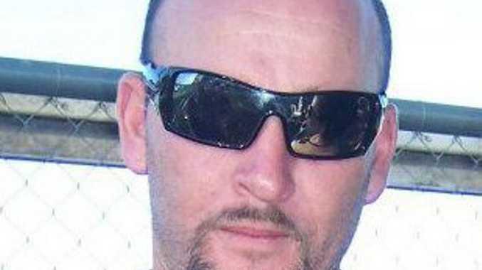 Headshot of Daniel George Hong, accused of murdering Rockhampton couple Chantal Barnett and Robert Martinez.