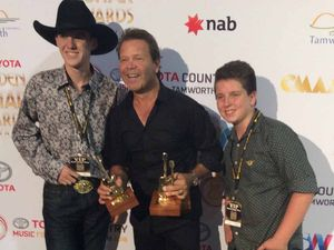 Kasey joins country superstar royalty