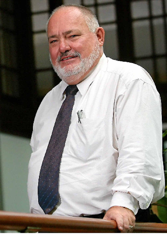 NEW ROLE: Regional Development Australia Fitzroy and Central West chair Graeme Kanofski.