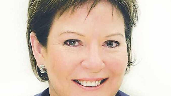 NEW JOB: Debbie Blumel.