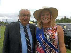 Tenterfield Showgirl selected for Royal Sydney Show