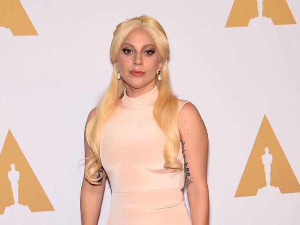 Lady Gaga says the track