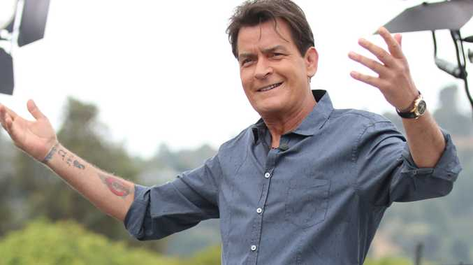 Charlie Sheen says he makes monthly payouts to his ex-wives in what he calls