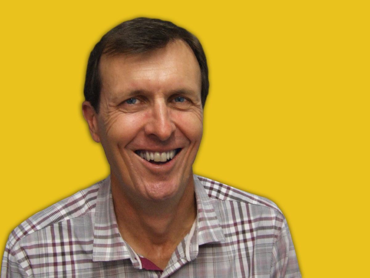 Warren Acutt, division 2 candidate for Rockhampton Regional Council in 2016