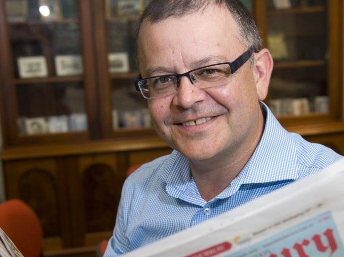 Australian Regional Media chief executive officer Neil Monaghan