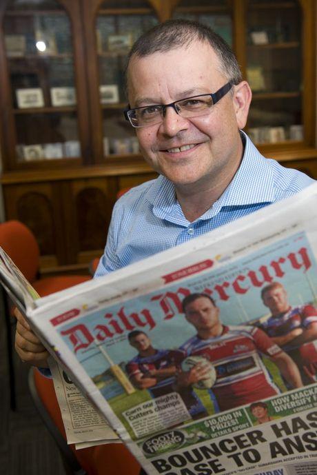 Australian Regional Media CEO Neil Monaghan